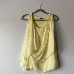 Giulia Silk Sleeveless Blouse